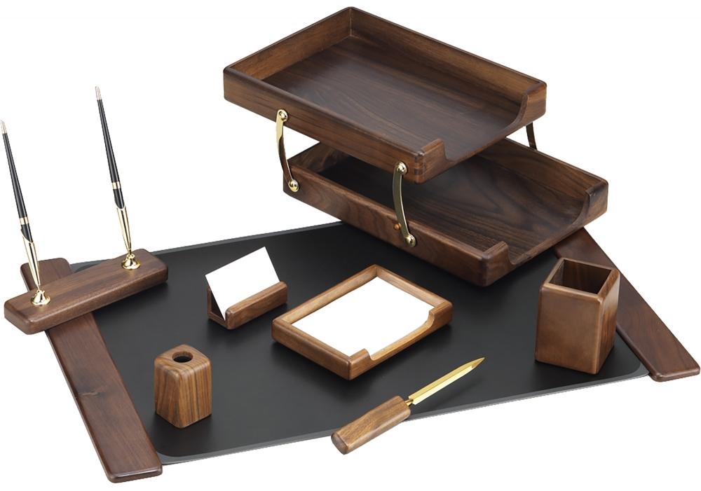 e89c3af09588fc Купить Набір настільний дерев'яний з 8 предметів, Цена Набір настільний  дерев'яний з 8 предметів Интернет магазин Papirus