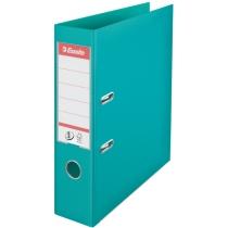Папка-реєстратор Esselte No.1 Power А4 75мм, колір бірюзовий