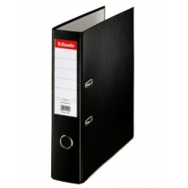 Папка-реєстратор Esselte No.1 Power А4 75мм, колір чорний
