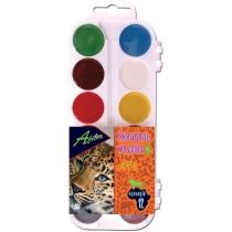 Фарби акварельні медові