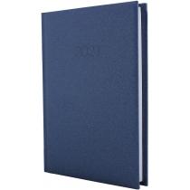 Щоденник датований 2020, SAND, темно-синій, А5