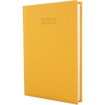 Щоденник датований 2020, CAPYS, жовтий, А5