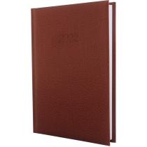 Щоденник датований, SAHARA, коричневий, А5