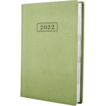 Щоденник датований 2020, VIVELLA , фісташковий, А5