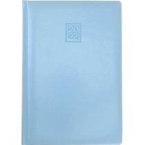 Щоденник датований 2021, CAPRICE, блакитний, кремовий блок, А5