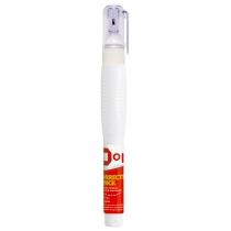 Коректор-ручка Optima, метал. вістря, 10 мл