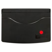 Подушка штемпельна настільна 70х110 мм, червона