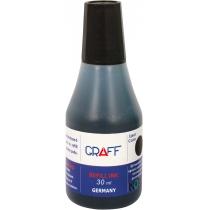Фарба штемпельна 30-SK GRAFF, 30 мл., чорний