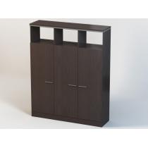 Шафа - гардероб N5.11.15 (право), Ньюмен, 1502*400*1882 мм