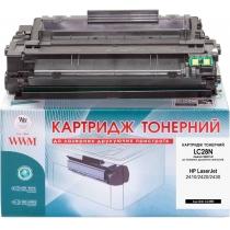 Картридж тонерний WWM для HP LJ 2410/2420/2430