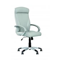 Крісло RIGA P ECO-07, Екокожа ECO, бежевий, Пласт База