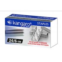 Скоби №24/6 (1000 шт.), Kangaro