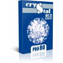 Папір офісний Crystal Pro 80 А4, 80 г/м2, 500 листів., клас С