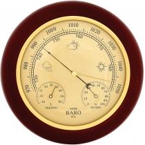 Метеостанція (барометр+термометр+гігрометр), діаметр 25см