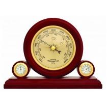 Метеостанція (барометр+термометр+гігрометр), 14см