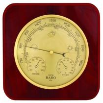 Метеостанція (барометр+термометр+гігрометр), 28см