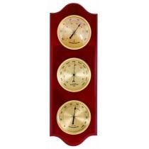 Метеостанція (барометр+термометр+гігрометр), 55см