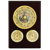Метеостанція (барометр+термометр+гігрометр), 14, 50см