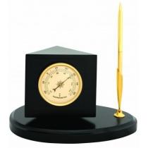 Метеостанція (годинник+термометр+гігрометр), 11см