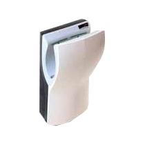 Сушарка д/рук DUALFLOW пластик білий 1100Вт