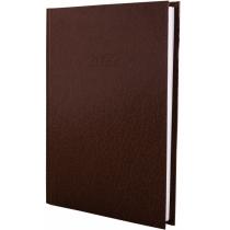 Щоденник датований 2020, СТИЛЬ, коричневий, А5