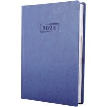 Щоденник датований, NEBRASKA , бузковий, А5, обкладинка без поролона