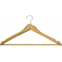 Вішалка для одягу МД, з нарізами