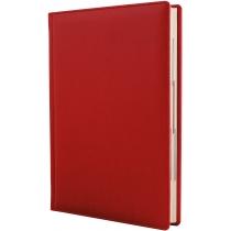 Щоденник напівдатований, А5, VINTAG, червоний