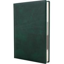 Щоденник напівдатований, А5, FANTASY, зелений