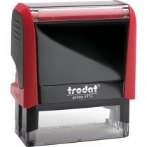 Оснастка для штампа TRODAT 4913 Р4, червона