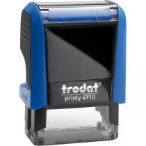 Оснастка для штампа TRODAT 4910 Р4, синя