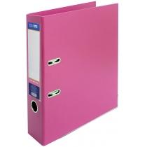 Папка-реєстратор LUX А4 7см рожева (зібрана)