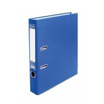 Папка-реєстратор А4 5см синя, (зібрана)