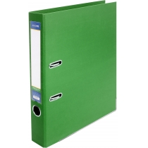 Папка-реєстратор LUX А4 5см зелена (зібрана)