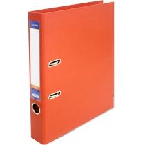 Папка-реєстратор LUX А4 5см помаранчева (зібрана)