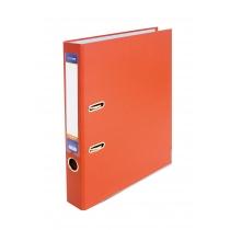 Папка-реєстратор А4 5см помаранчева, (зібрана)