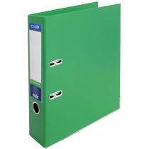 Папка-реєстратор LUX 7 см, зелена (зібрана)