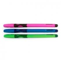 Ручка кулькова для шульги PIANO PT-251 L, синя