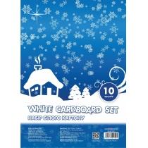 Набір картону білого