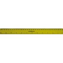 Лінійка пластикова, 30 см
