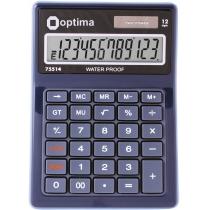 Калькулятор настільний Optima О75514