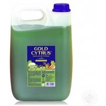 Засіб для миття посуду Зелений лимон Gold Cytrus 5 л