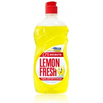 Засіб для миття посуду Жовтий Lemon Fresh 0,5 л
