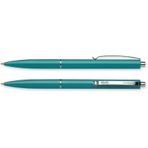 Ручка кулькова Schneider К 15 бірюзова