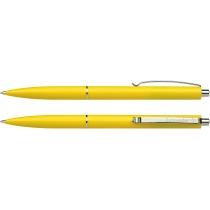 Ручка кулькова Schneider К15 жовта
