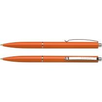 Ручка кулькова Schneider К15 помаранчева
