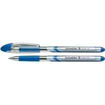 Ручка масляна Schneider SLIDER М синя