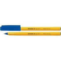 Ручка кулькова Schneider TOPS 505 F синя
