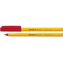 Ручка кулькова Schneider TOPS 505 F червона
