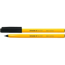 Ручка кулькова Schneider TOPS 505 F чорна